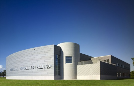 LEED certified, Burchfield Penney Art Center,sustainable design,  art museum, LPCiminelli, Gwathmey Siegel and Associates Architects, Climate control, Brightworks Sustainability Advisors, Albright Knox Art Gallery, green building