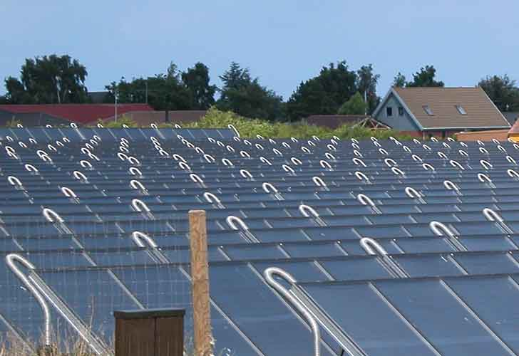 the controversies over proposed construction of solar array on closed landfill in amherst