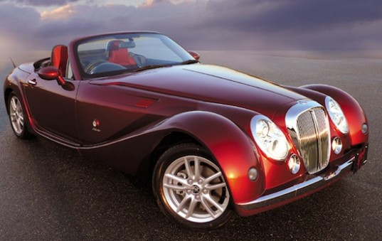 Mitsuokas Himiko Is A Classic Electric Sports Car Inhabitat - Classic car design
