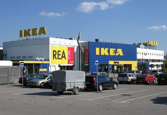 Ikea building a wind farm to power 17 swedish stores for Ikea locations los angeles