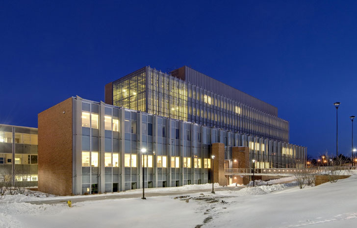 Eastern Michigan Universityu0027s New Science Center Reaches For LEED Silver |  Inhabitat   Green Design, Innovation, Architecture, Green Building Good Ideas