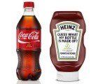 Heinz to Use Plant-Based Bottles Made by Coca-Cola