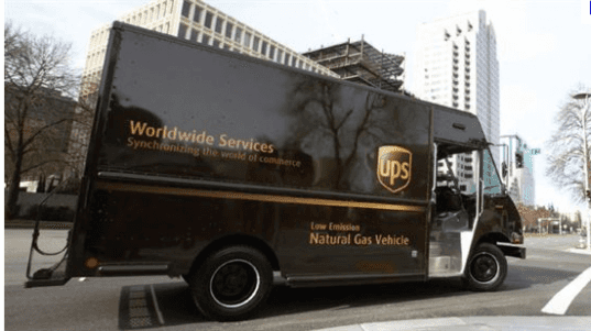 liquified natural gas, natural gas, compressed natural gas, diesel trucks, ups, united postal service, alternative fuel trucks, alt fuel trucks, alt fuel, ups fuel efficiency