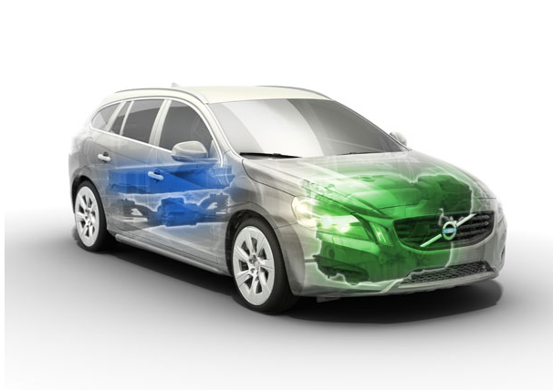 Volvo S New Car Goes From All Electric To Hybrid Or Sel With The Push Of A On
