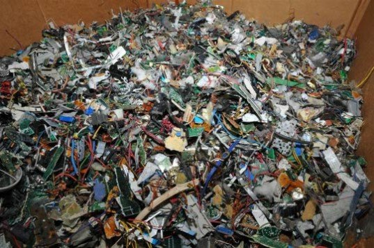 sims recycling solutions e-waste, e-waste recycling, electronic waste recycling, sims recycling solutions canada, new automated e-waste recycling technology