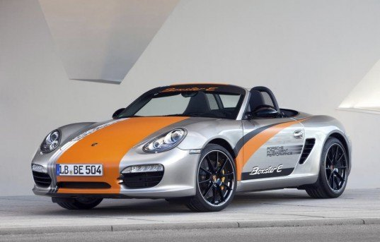 Porsche Unveils Brand New Boxster E Electric Car Inhabitat
