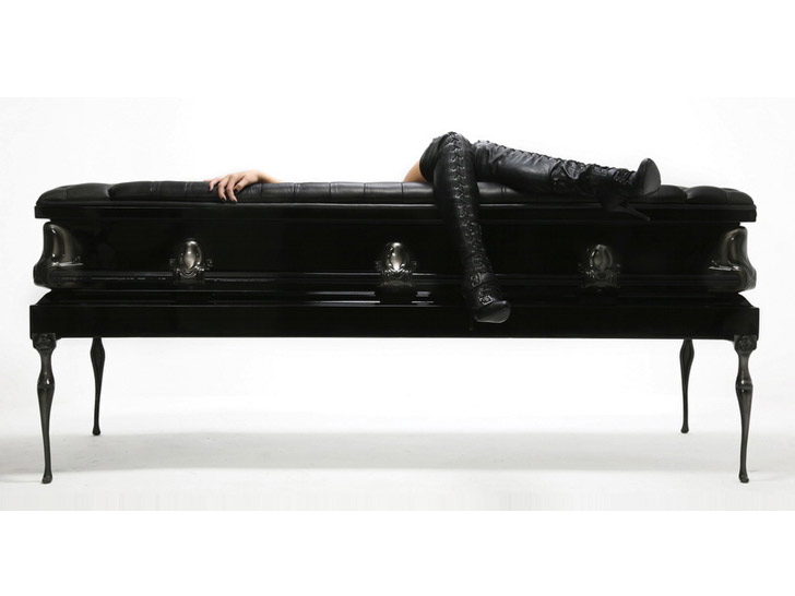 Coffin Couches Are Fun Funerary Sofas Made from Recycled Caskets |  Inhabitat - Green Design, Innovation, Architecture, Green Building
