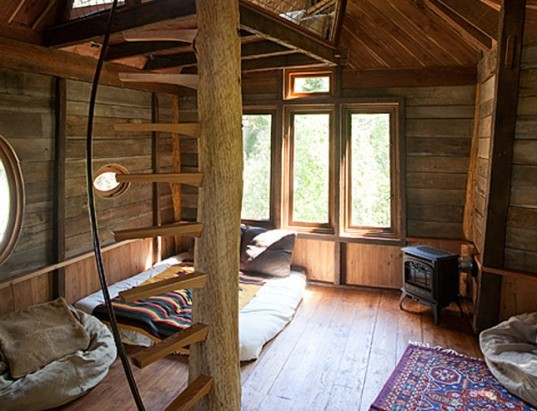 crystal treehouse, crystal tree house, David Rasmussen, rasmussen treehouse, treehouses, tree houses, treehouse, tree house, green design, eco design, sustainable design, eco architecture, green architecture, sustainable architecture, colorado treehouse