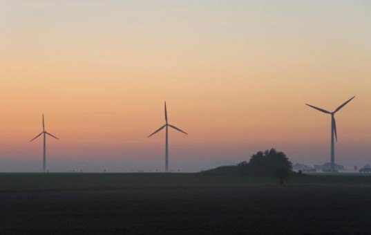 wind power, wind farm, wind turbines, basin electric power cooperative, prairiewinds, wind farm south dakota