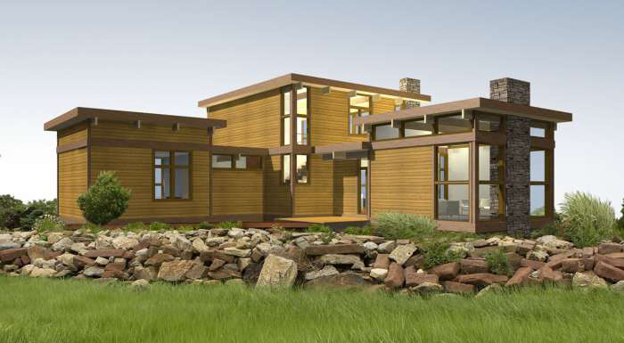 Modern Green Home Inhabitat Green Design Innovation