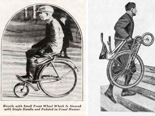 Green Transportation, green products, eco travel, abici italian bikes,italian design, velocino bike, italian history, second world war,bicycle concept vehicle,