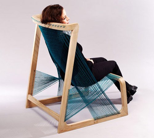 Alvi Design Wood Silk Chair 2 « Inhabitat U2013 Green Design, Innovation,  Architecture, Green Building Awesome Design