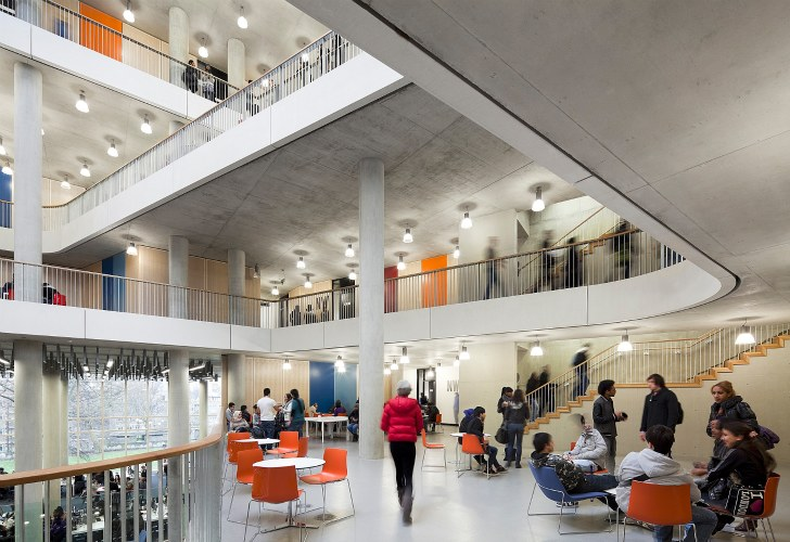 Colleges Of Interior Design city of westminster college « inhabitat – green design, innovation
