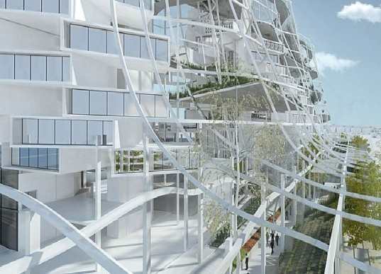 sustainable development, built environment, eco-architecture, skyscrapers, vertical farm, bio-fuel, containers, Paris, France, eVolo, hydrothermal, oil rigs, future