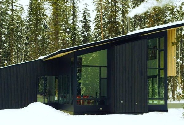 Form and Forest Completes First Flat Pack Prefab Cabin in ... Icf House Plans Shed Roof on room addition shed roof plans, modern house plans, gazebo plans, shake house plans, gambrel home plans, u-shaped house design plans, cape cod house plans, 12x32 house plans, 20 by 24 house plans, gambrel roof barn shed plans, tiny shed house plans, metal shed house plans, modern shed plans, 12 x 16 house plans, pier house plans, cottage house plans, shed house interior, flat roof shed plans, simple one story home plans,