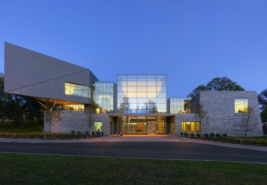 Gateway Center, Westchester Community College, ennead architects, new york, eco campus, green college, leed gold certification