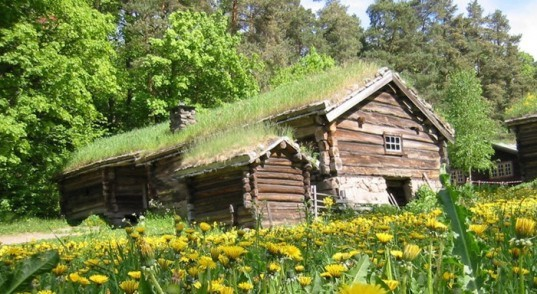 grass roof, norwegian home, roof garden, green architecture, norway architecture, eco architecture, sustainable architecture, green design, eco design