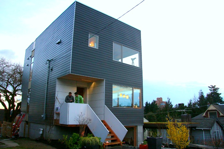 Greenfab Opens New Model Prefab For Tours In Seattle