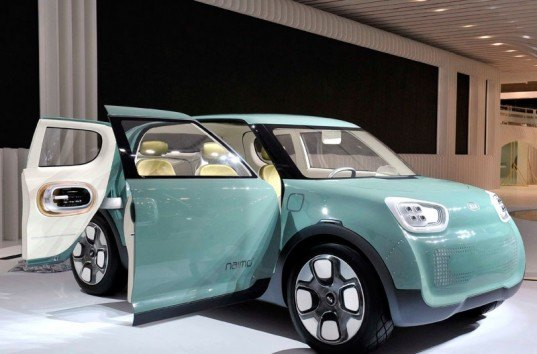 kia, naimo concept, all electric vehicle, green car, green auto, electric automobile, electric vehicle, kia electric vehicle, kia electric car, kia naimo electric car, green transportation
