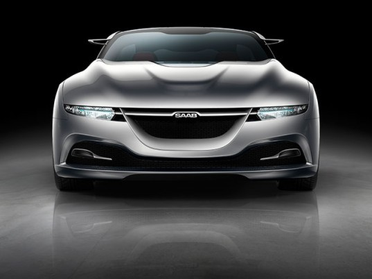 Saab, Saab PhoeniX AWD Hybrid Concept, Geneva Auto Show, hybrid vehicles, green vehicles, hybrid cars, hybrid sports cars, green sports cars, all wheel drive hybrids, saab phoenix