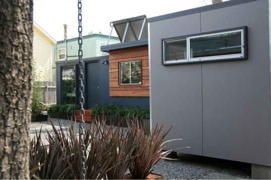 Shipping Container Work Space For California Design