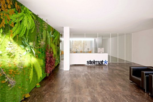 Stelmat Headquarters, ABOUT:BLANK, brazil, green roof, living wall, green building, sustainable architecture