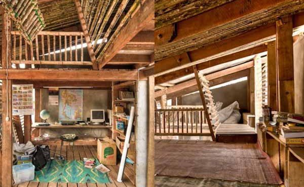 Bamboo House Design Architecture