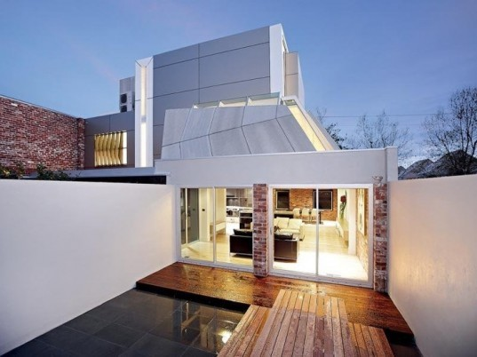 australia architecture,australia adaptive reuse, historic modern, green building home, eco house reuse, modern interior, green home Australia, historic building conversion