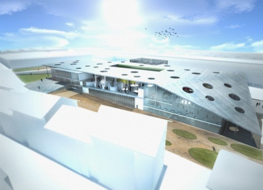 sustainable architecture, built environment, renderings, film, environmental awareness, South Africa, digital divide, information systems, eco-architecture, vertical farms, urban environment