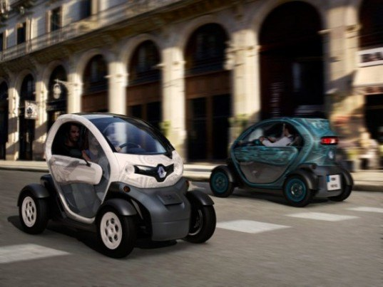 cheap electric car, cheap ev, renault electric car, renault electric concept, renault ev, renault twizy, renault twizy concept