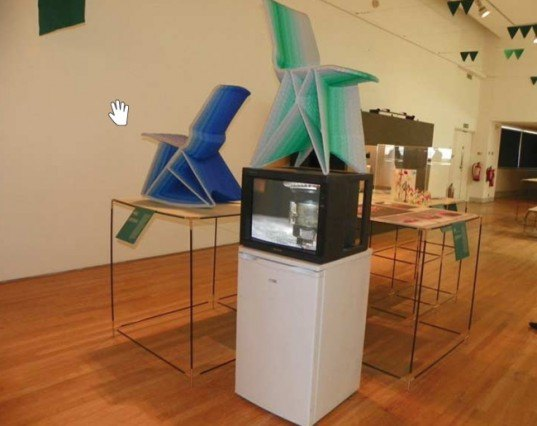 Dirk van der Kooij, upcycling, Eindhoven, Recycled refrigerators, recycled materials, furniture design, Endless Chair