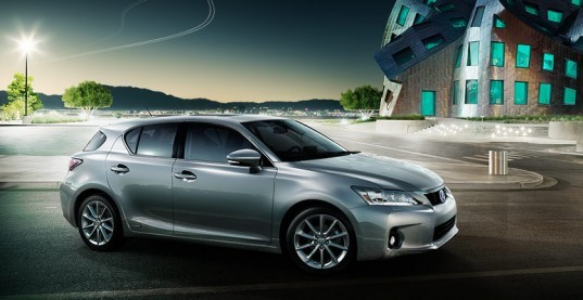 Toyota Prius, Lexus Dark Ride, Lexus CT 200h, hybrid cars, luxury cars, recyclable materials, NuLuxe