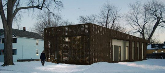 Live Work Home, Cook + Fox, Cook+Fox, LiveWorkHome, Sustainable Home, Green Home, Sustainable Building, Green Building, Sustainable Architecture, Green Architecture, Sustainable Design, Green Design, Pre-fab, Modular, Flexibility, Mobile, Open Floor Plan, Syracruse