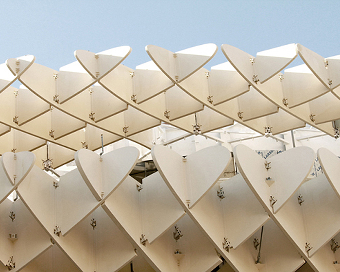 Metropol Parasol The World 39 S Largest Wooden Structure