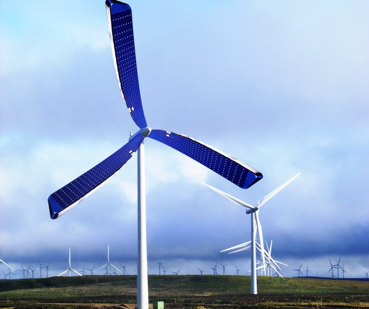 Scientists Develop Solar Powered Wind Turbine For Ultimate