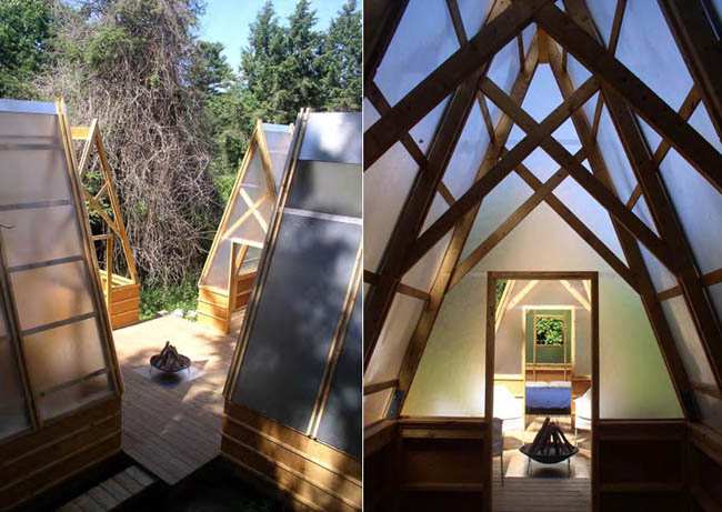 Sustainable Swamp Huts