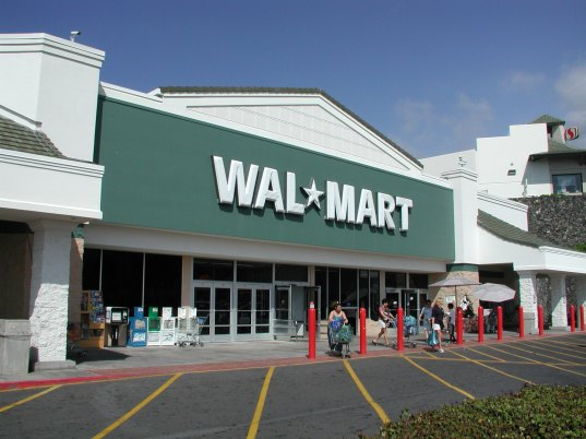 walmart resistance to change for green