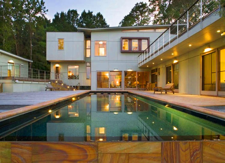 Green-Roofed Charleston House Has A River Of Green Features ...