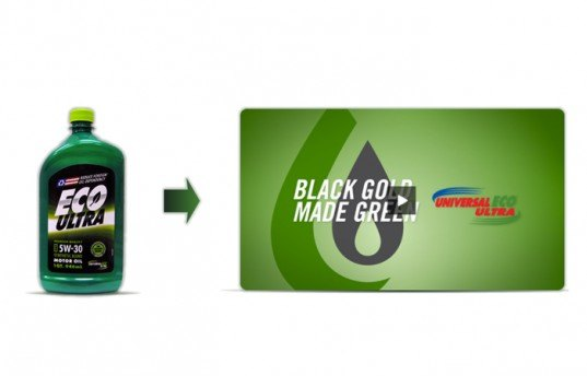 eco ultra, engine oil, gas, gasoline, motor oil, oil to gas, recycle engine oil, recycled motor oil, universal lubricants