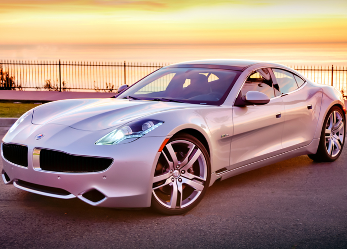 Fisker Karma Electric Sedan Will Be Ready For This Summer
