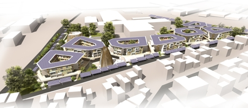 gommadesign, ita project, disaster proff architecture, green architecture, green design, coral city, self sustaining city, solar powered city, eco village