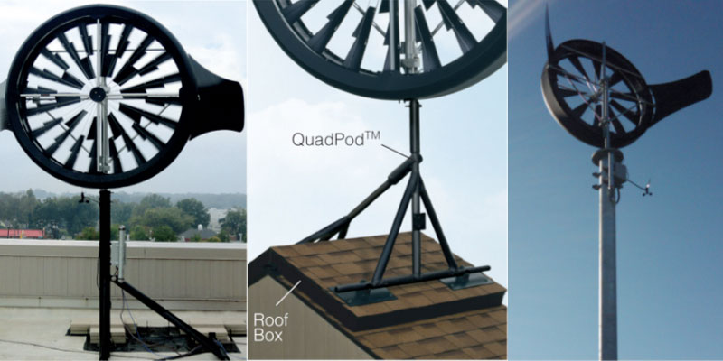 Honeywell Wind Turbine Goes on Sale Today, Perfect for at Home ...