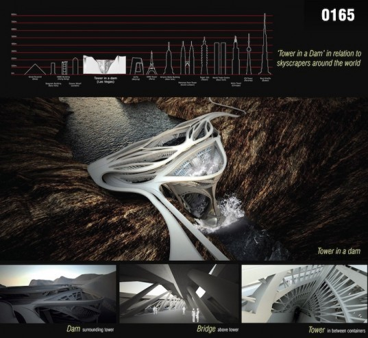 Swooping Hoover Dam Re-Design Creates a Dynamic Space for Visitors