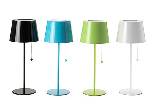 ikea solvinden solar lamp inhabitat green design innovation architecture green building. Black Bedroom Furniture Sets. Home Design Ideas