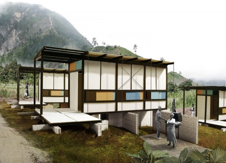Self Sustaining Homes nc office designs charming l-shaped self-sustaining homes for