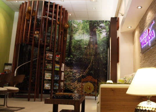 Tourism Malaysia in Paris, Bizarreka Design, eco-tourism, green furniture, green interiors, green design, interior design, eco furniture, eco interiors,