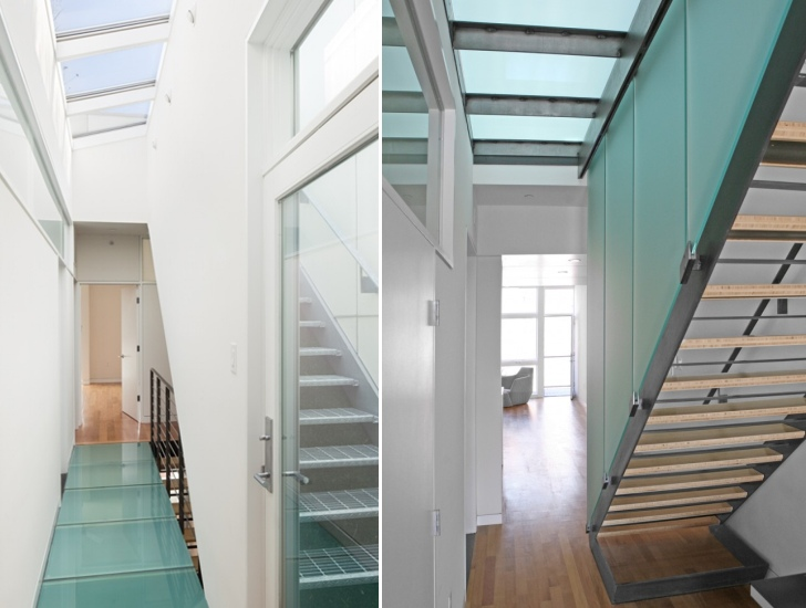 Philadelphia\'s Stylish Thin Flats First LEED Homes Platinum Duplex ...