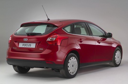 New Ford Focus ECOnetic, Europe's Most Fuel Efficient Compact=