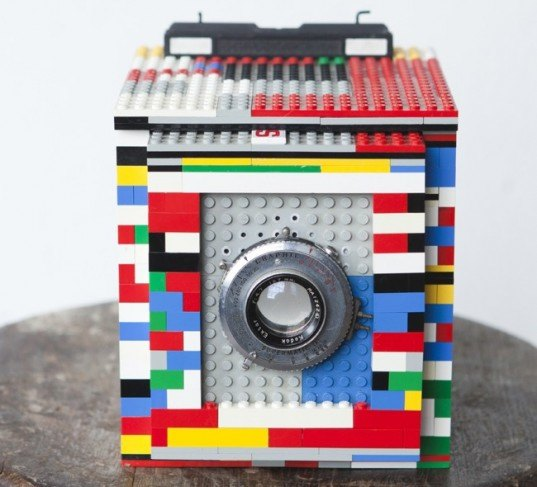 LEGO, Camera, Cary Norton, 127mm, Photography