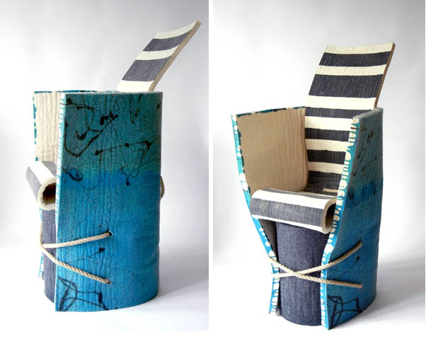 Rough ready reinterprets old materials to create for Rough and ready furniture
